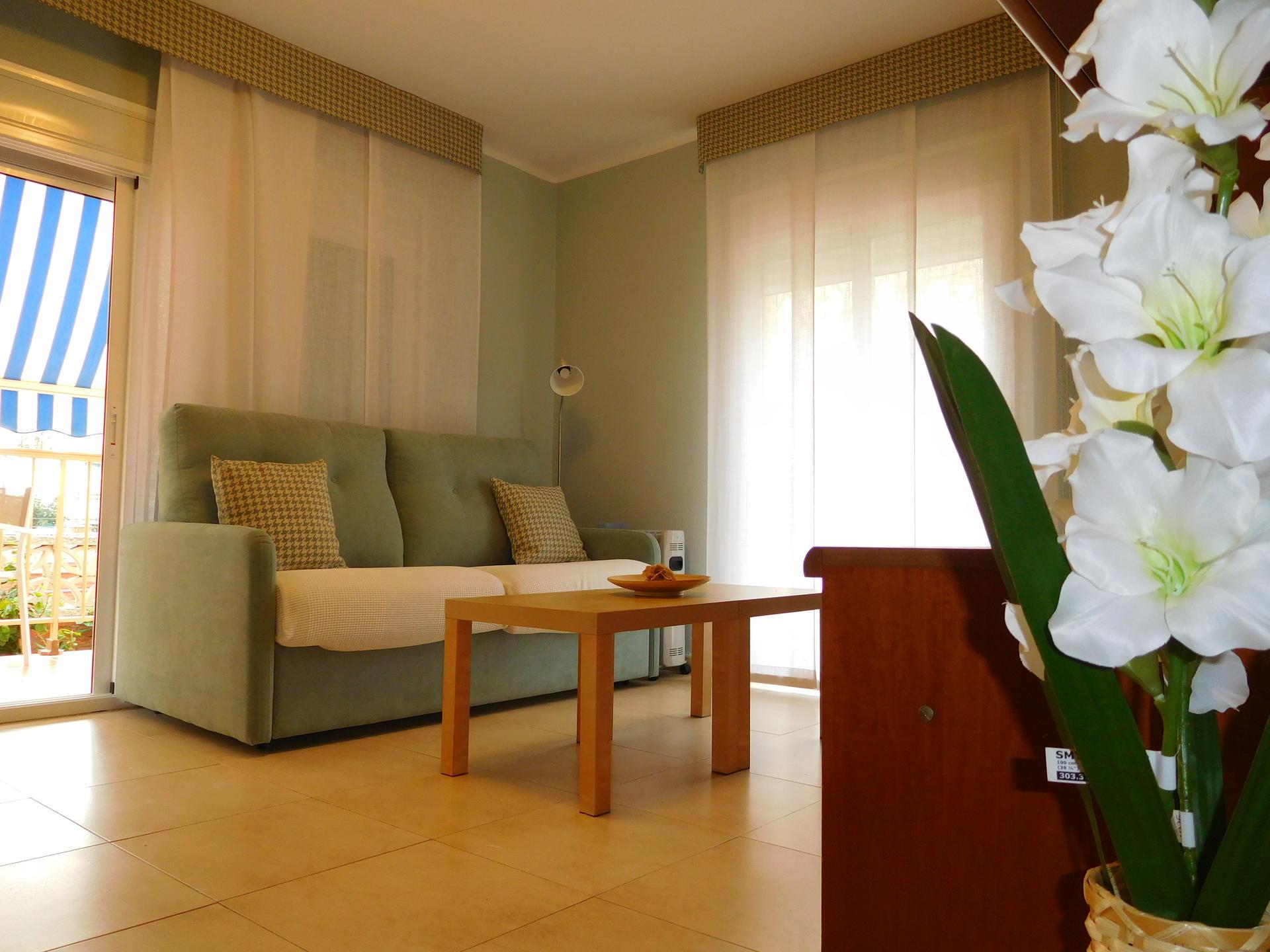 Appartement -                                       Cambrils -                                       2 Schlafzimmer -                                       4 Personen
